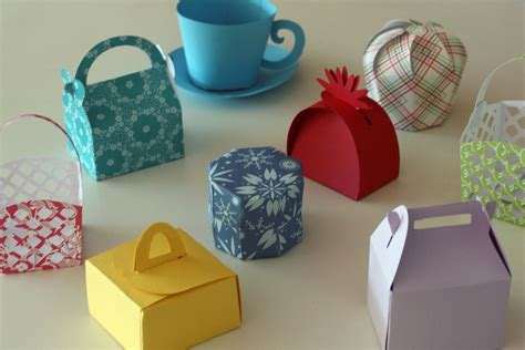Papercraft Gifts - 30 craft ideas
