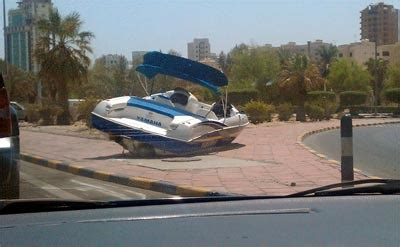 jet boat kuwait boat on the road 2 48am everything kuwait