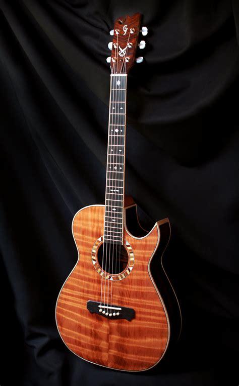 Handmade Custom Guitars - om guitars orchestra model guitars elijah guitars
