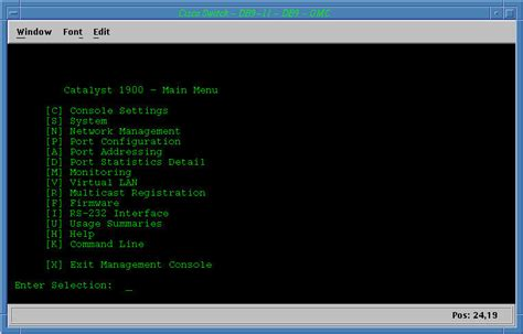 cisco console program console into cisco switch free