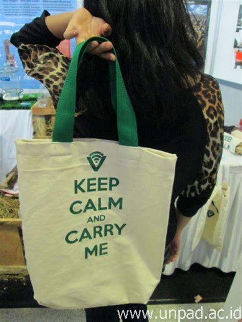Tas Belanja Lipat Ramah Lingkungan Go Green Limited meminimalkan konsumsi plastik saat belanja vertesac