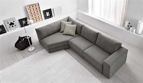 divano slide doimo slide divano con penisola per salotto divano sfoderabile