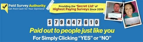 Paid Surveys Reviews - is paid survey authority a scam read my review before you join it your income advisor