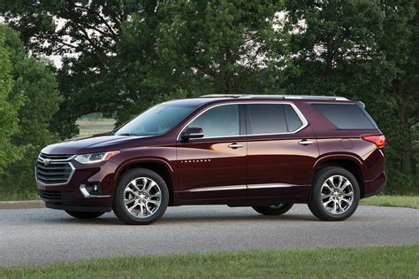 chevrolete traverse 2018 chevrolet traverse drive review staycation