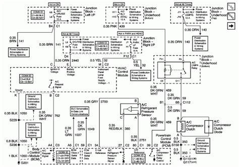 2004 silverado wiring diagram wiring free wiring diagrams