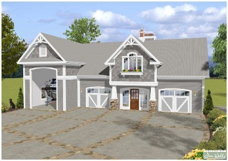 craftsman carriage house plans rv garage house plans balmer carriage house garage shop ideas pinterest