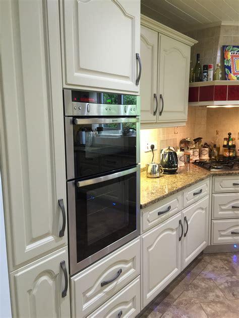 painted neville johnson kitchen in bramhall cheshire