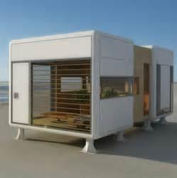 compact home portable prefab pod home compact minimal modern