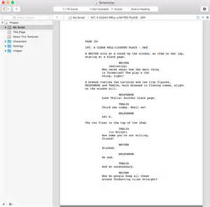 Pin screenplay script template on pinterest