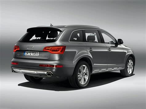 Audi Q7 2015 Price 2015 audi q7 price photos reviews features