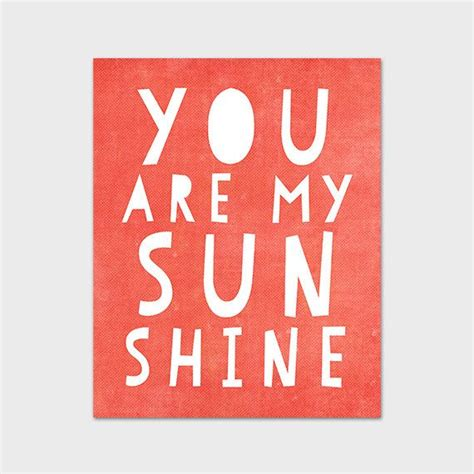 Download Mp3 You Are My Sun Bright | 1000 ideas about orange wall art on pinterest living
