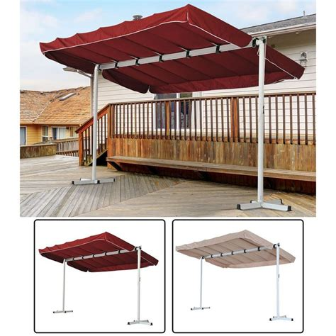 free standing awnings for decks 25 best ideas about patio sun shades on pinterest patio