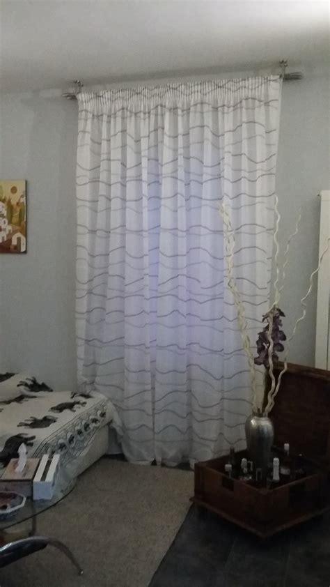 bastone tenda soffitto bastone tenda sospesa a sofftto ispirazione per la casa