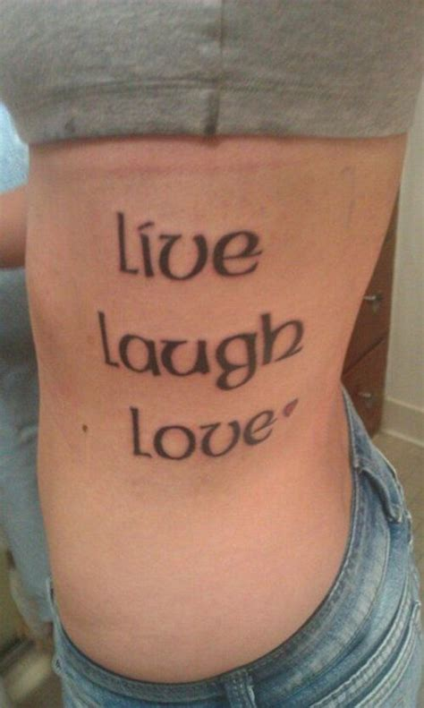 like it in celtic font live laugh love live laugh