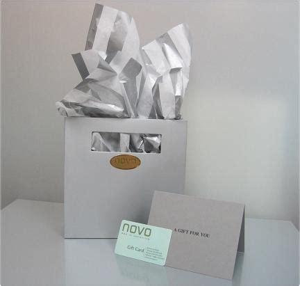 novo spa gift card presentation - Spa Gift Card Toronto