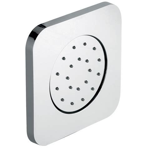 soffione doccia da incasso soffione laterale orientabile da incasso anticalcare siris