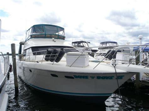 liveaboard boats for sale nj silverton 46 motor yacht boats for sale