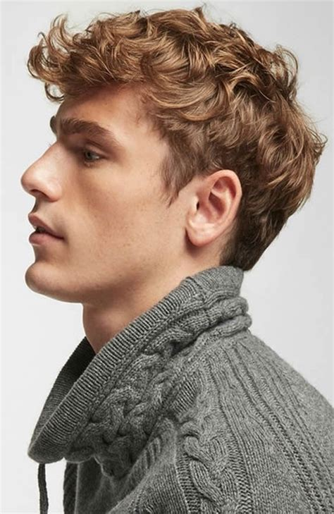 hairstyles  men  curly hair fashiondioxide