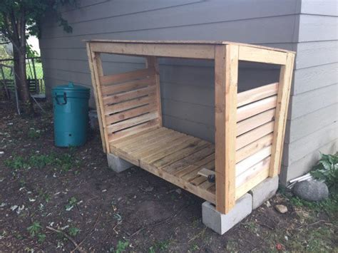 diy log store myoutdoorplans  woodworking plans
