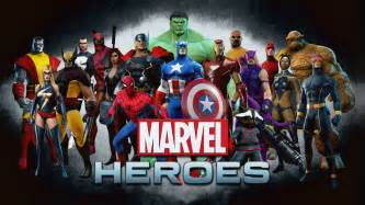 All Marvel Marvel Heroes Wallpaper Updated W Lord Marvel
