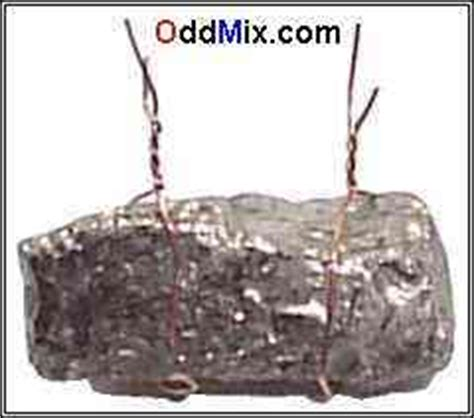 what are diodes made of home made detector diodes pyrite experimentation simple process