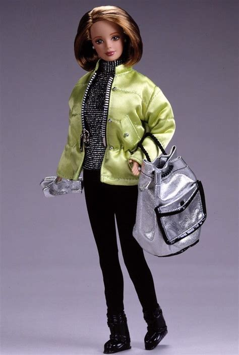 Fashion Newsletter Snow Chic by 1998 Snow Chic So Chic 174 Doll Millicent