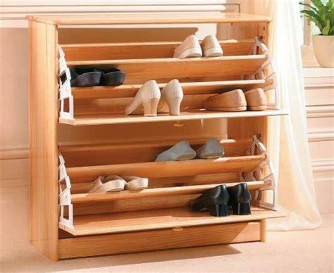 ideas para hacer un zapatero con materiales reciclados como hacer un mueble zapatero facilisimo com
