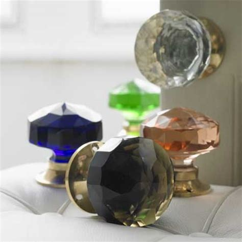 Door Knobs Glass by Large Glass Door Knobs Door Knobs Handles Graham Green