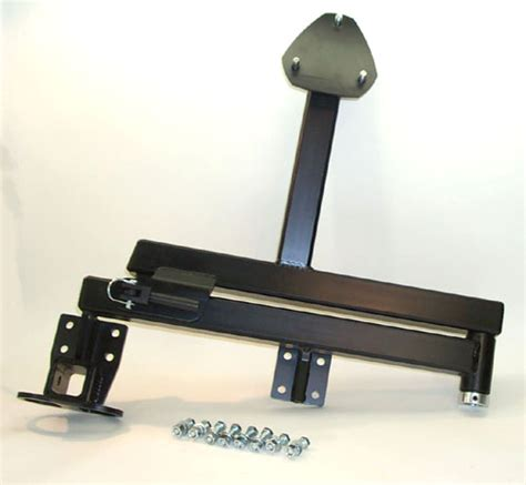 swing away trailer hitch rear swing away tire carrier how much is too much