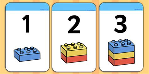 printable numbers 1 10 twinkl build a tower 1 10 building block number cards building