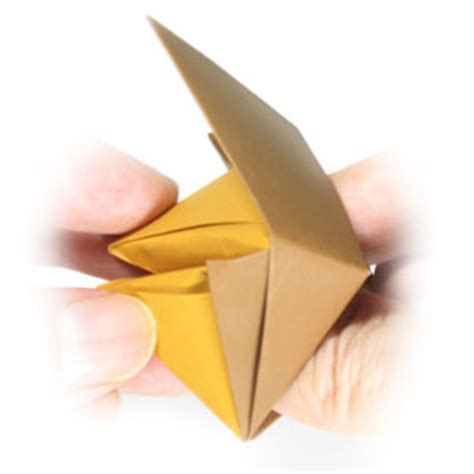 origami talking fox 28 images origami talking fox 28