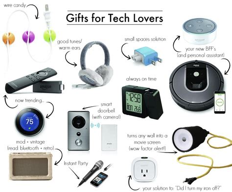 tech gifts holiday gift guides the motherchic