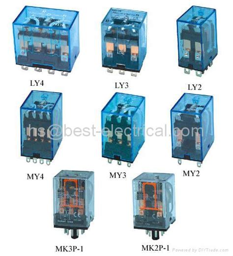 Relay Power Ly ly my mk miniature power relay bsd oem china