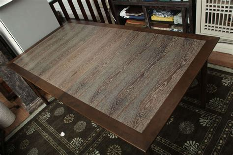 Cherry Oak Dining Table Cherry And Oak Dining Table At 1stdibs