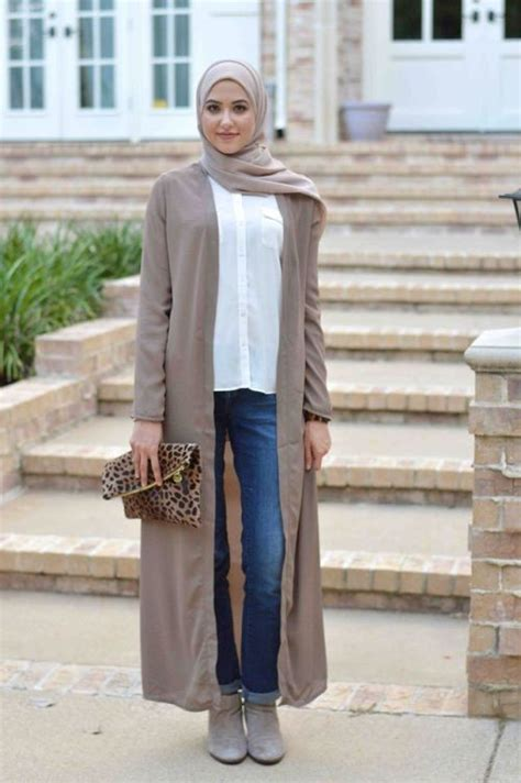 Cardi J144 Cardigan Fashion Wanita Outwear maxi cardigan modest fashion http www justtrendygirls modest