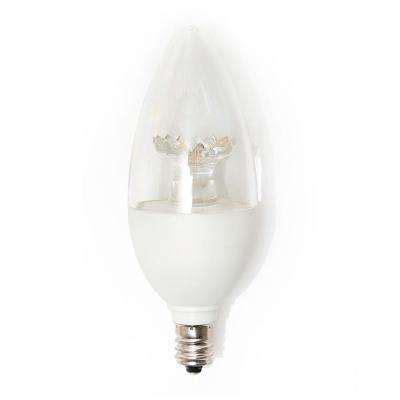 3 Philips 40w B11 Candelabra Led Light Bulbs Best Price candelabra led light bulbs light bulbs the home depot