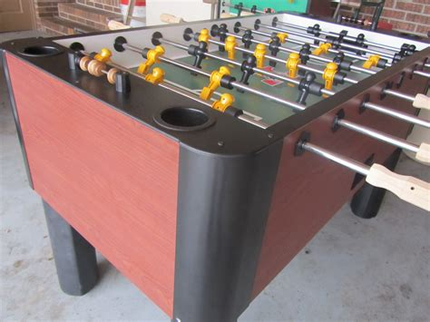 tornado foosball table parts used tornado foosball table used tornado foosball table