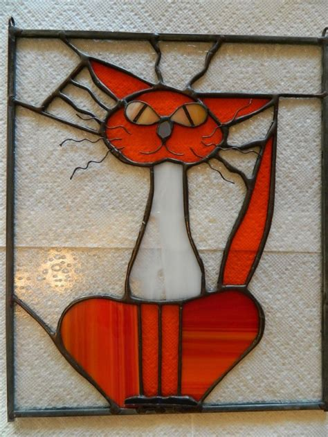 stained glass cat 17 best images about stained glass on pinterest agate