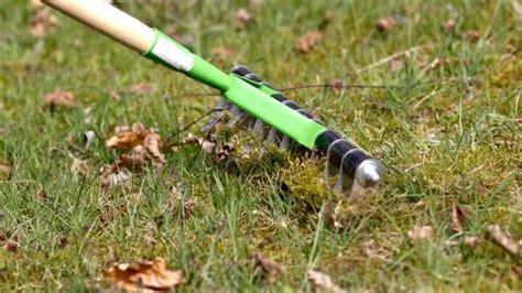 Rasen Im Herbst Vertikutieren by Richtige Rasenpflege So Beh 228 Lt Der Rasen Seine Pracht