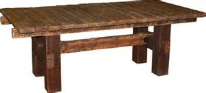 Corner Buffet Hutch Barnwood Dining Table Durango Trail Rustic Furniture