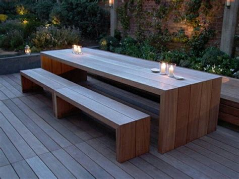 Patio Table Bench Outdoor Bench Xx Rob 237 N Way Outdoor Benches