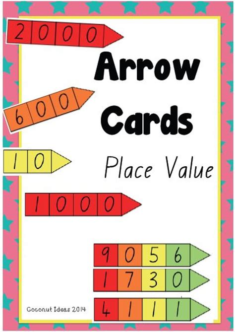 printable number arrow cards 1000 images about 3 digit addition and subtraction on