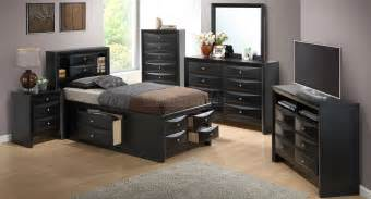 Bedroom Sets With Storage G1500g Youth Storage Bedroom Set Kids Room Sets Kids