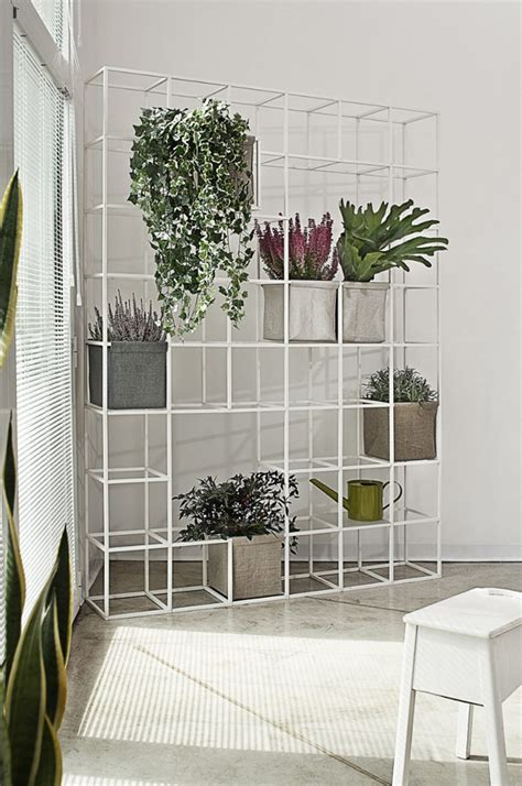 Creating Indoor Flower Terraces With I pot Modular System