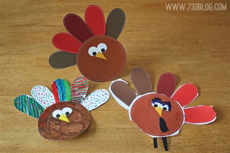 free thanksgiving craft ideas for thanksgiving crafts with free printables seven