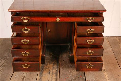 a wentworth woodhouse knee desk at 1stdibs