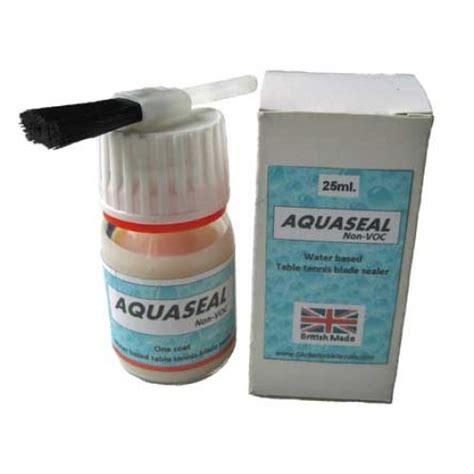 Aqua Seal aquaseal table tennis blade sealer non voc