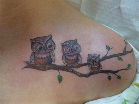 tattoo family owl pin by jenny darden on tattoos pinterest