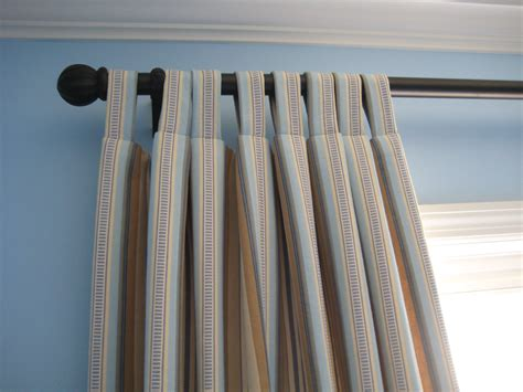 how to sew tab top curtains tab curtains make your living room look great drapery