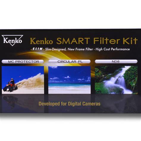 Filter Uv Kenko 43mm kenko slim kit clr cpl nd8 43mm kenko